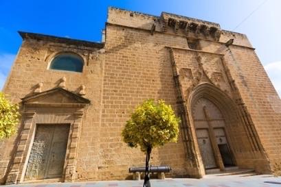 Iglesia fortaleza de Jávea